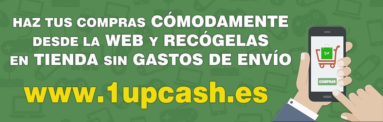 Compra en 1upcash.es